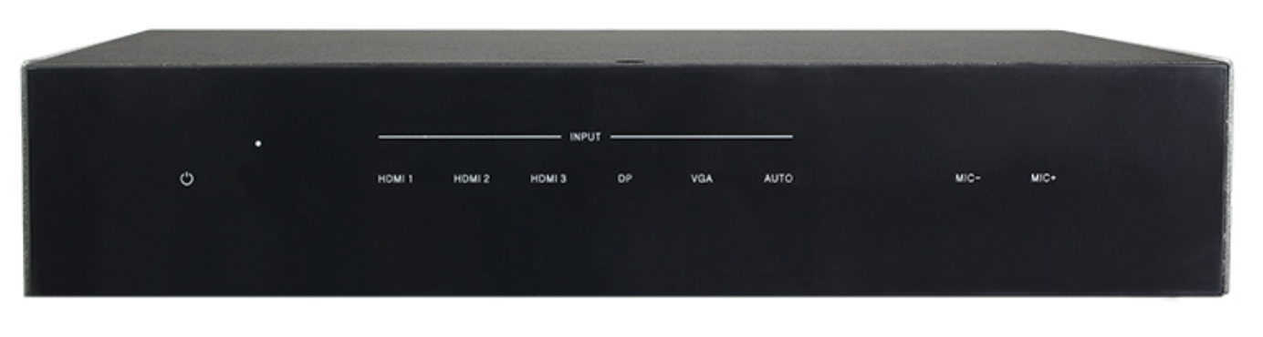 presentation switch BZ-SC-51UHD-HDBT front