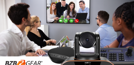 BZBGEAR Presents Live Stream and Video Conference Solutions