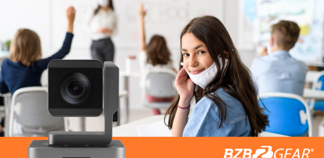 BZBGEAR Provides Distance Learning Solution