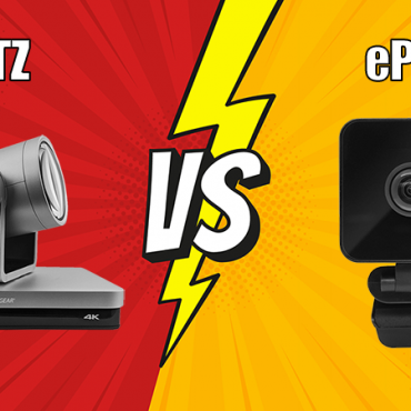 PTZ and ePTZ: What Is the Difference?